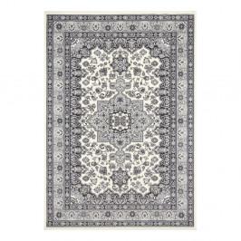 Krémove-sivý koberec Nouristan Parun Tabriz, 80 x 150 cm
