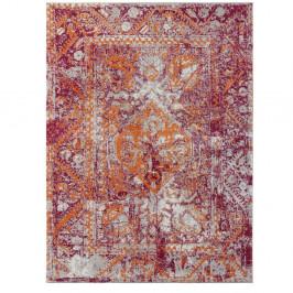 Červený koberec Nouristan Chelozai, 160 x 230 cm