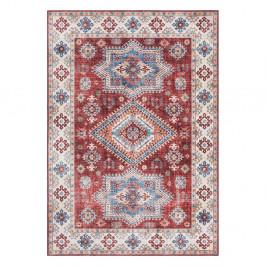 Červený koberec Nouristan Gratia, 160 x 230 cm