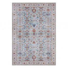 Modro-béžový koberec Nouristan Vivana, 160 x 230 cm