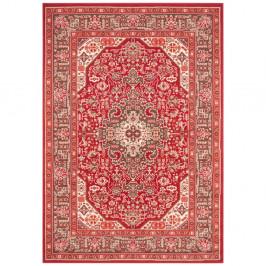 Svetločervený koberec Nouristan Skazar Isfahan, 200 x 290 cm