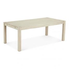 Jedálenský stôl z dubového dreva Furnhouse Texas, 200 x 100 cm