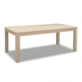 Dubový jedálenský stôl Furnhouse Paris, 90×140 cm