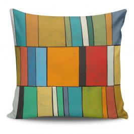 Vankúš s výplňou Colors no. 7, 45×45cm