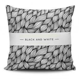 Obliečka na vankúš s prímesou bavlny Cushion Love Gulalo, 45 × 45 cm