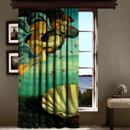 Záves Curtain Art, 140×260 cm