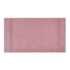 Ružová osuška Laverne, 70x140cm