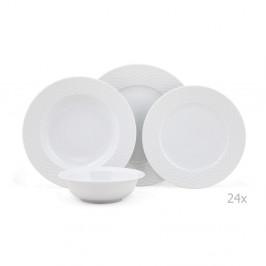 24-dielna sada porcelánového riadu Kutahya Guhlo