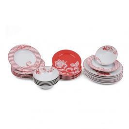 24-dielna sada porcelánového riadu Kutahya Aliya