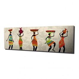 Obraz na plátne Angola, 80×30 cm
