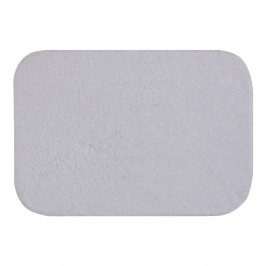 Biela predložka do kúpeľne Confetti Bathmats Organic 1500, 50 x 70 cm
