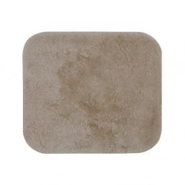 Béžová predložka do kúpeľne Confetti Bathmats Miami, 50×57cm