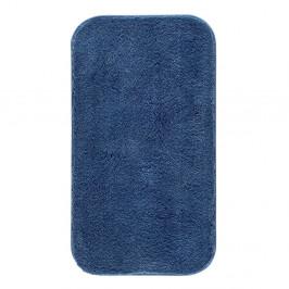 Modrá kúpeľňová predložka Confetti Miami, 67×120cm