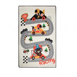 Detský koberec Race, 140 × 190 cm