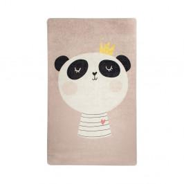 Detský koberec King Panda, 100 × 160 cm