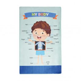Detský koberec My Body, 140 × 190 cm