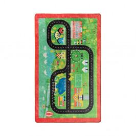 Detský koberec City, 100 × 160 cm
