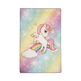Detský koberec Unicorn, 140 × 190 cm