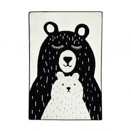 Detský koberec Bears, 140 × 190 cm
