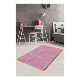 Svetlofialový koberec Milano, 140 × 80 cm