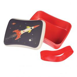 Bambusový box na desiatu Rex London Space Age