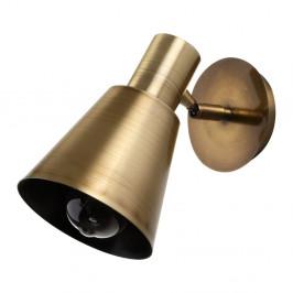 Nástenné svietidlo v zlatej farbe Opviq lights Kem