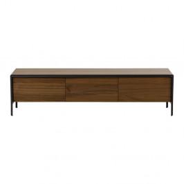 TV stolík z orechového dreva La Forma Nadyria