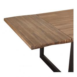 Prídavná doska k jedálenskému stolu Furnhouse Mallorca, 50 x 90 cm