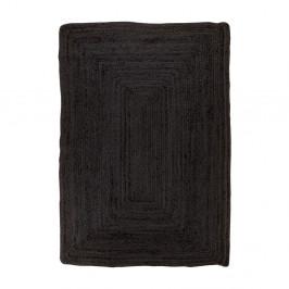 Čierny koberec House Nordic Bombay Rug, 180 x 120 cm