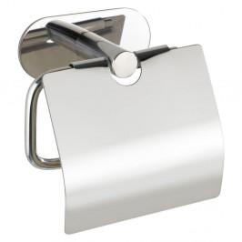 Antikoro držiak na toaletný papier bez nutnosti vŕtania Wenko Turbo-Loc® Orea Shine Cover