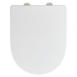 Biela toaletná doska Wenko Exclusive V&B O.novo