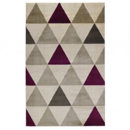 Béžový koberec Webtappeti Roma Violet, 80 x 150 cm