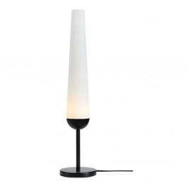 Stolová lampa s podstavcom v čiernej farbe Markslöjd Bern 1L