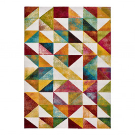 Koberec Universal Pandora Triangles, 120 x 170 cm
