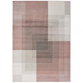 Ružový koberec Universal Sofie, 160 x 230 cm
