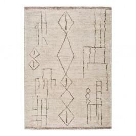 Krémovobiely koberec Universal Moana Freo, 60 x 110 cm