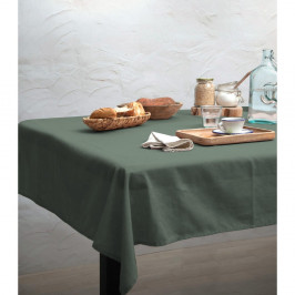 Obrus Linen Couture Light Green, 140 x 140 cm