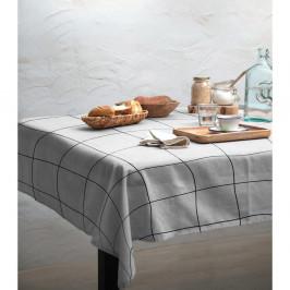 Obrus Linen Couture Blue Lines, 140 x 200 cm