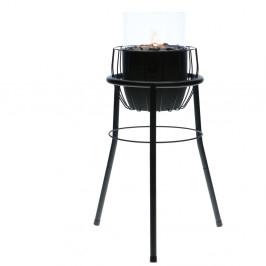 Vysoká plynová lampa Cosi Basket, výška 76,5 cm