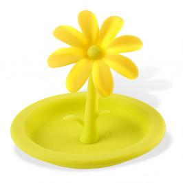 Silikonové viečko na hrnčeky Vialli Design Flower