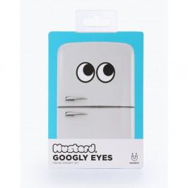 Magnetka v tvare očí Just Mustard GOOGLE Eyes
