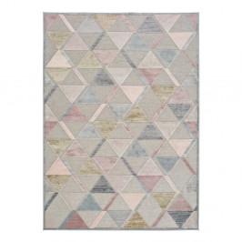 Sivý koberec Universal Margot Triangle, 160 x 230 cm
