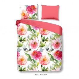 Obliečky na dvojlôžko z bavlny Good Morning Rosa, 200×200 cm
