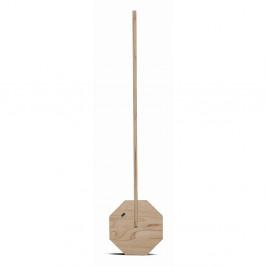 Stolová lampa v dekore javorového dreva Gingko Octagon