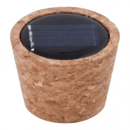 Korkové solárne svetlo LED Esschert Design