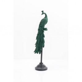 Dekoratívna socha páva Kare Design Peacock Flock