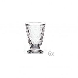 Súprava 6 čírych pohárov Lyonnais, 200 ml