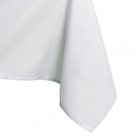 Biely obrus AmeliaHome Empire White, 140 × 180 cm