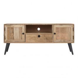 Televízny stolík z mangového dreva Mauro Ferretti Belgrado