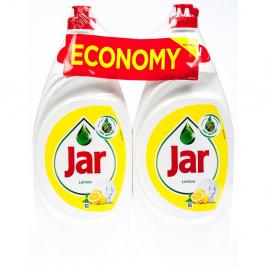 Sada 2 tekutých umývacích prostriedkov na riad, Jar Citron, 2 x 900 ml